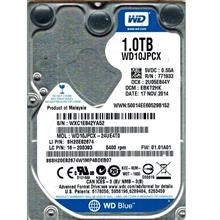Western Digital WD10JPCX BLUE 1TB NoteBook Hard Drive